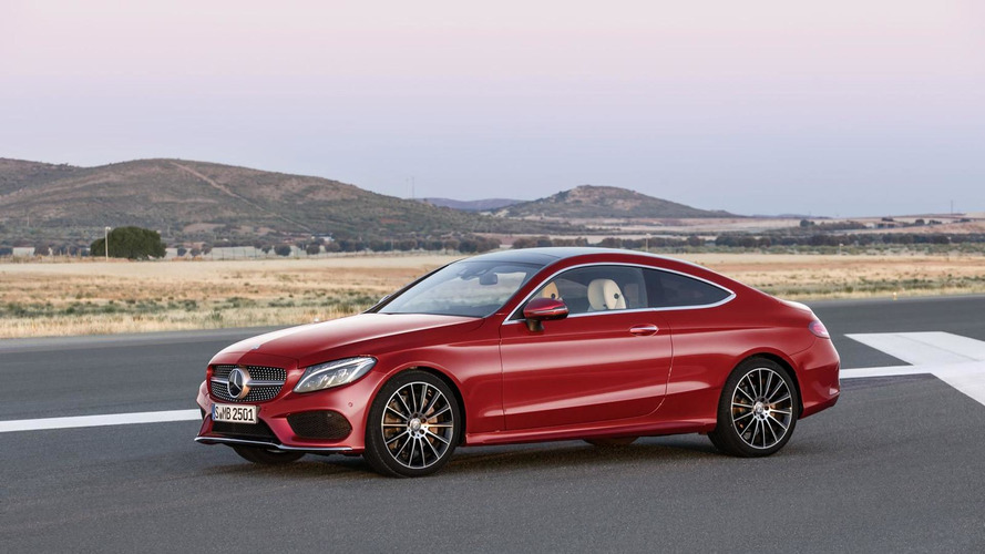 Mercedes-Benz C-Class Coupe officially unveiled [video]
