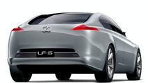 Lexus LF-S Concept Vehicle Makes U.S. Debut at 2005 LAIAS