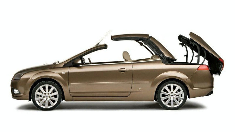 Ford Focus Coupe Cabriolet Pricing Announced (UK)