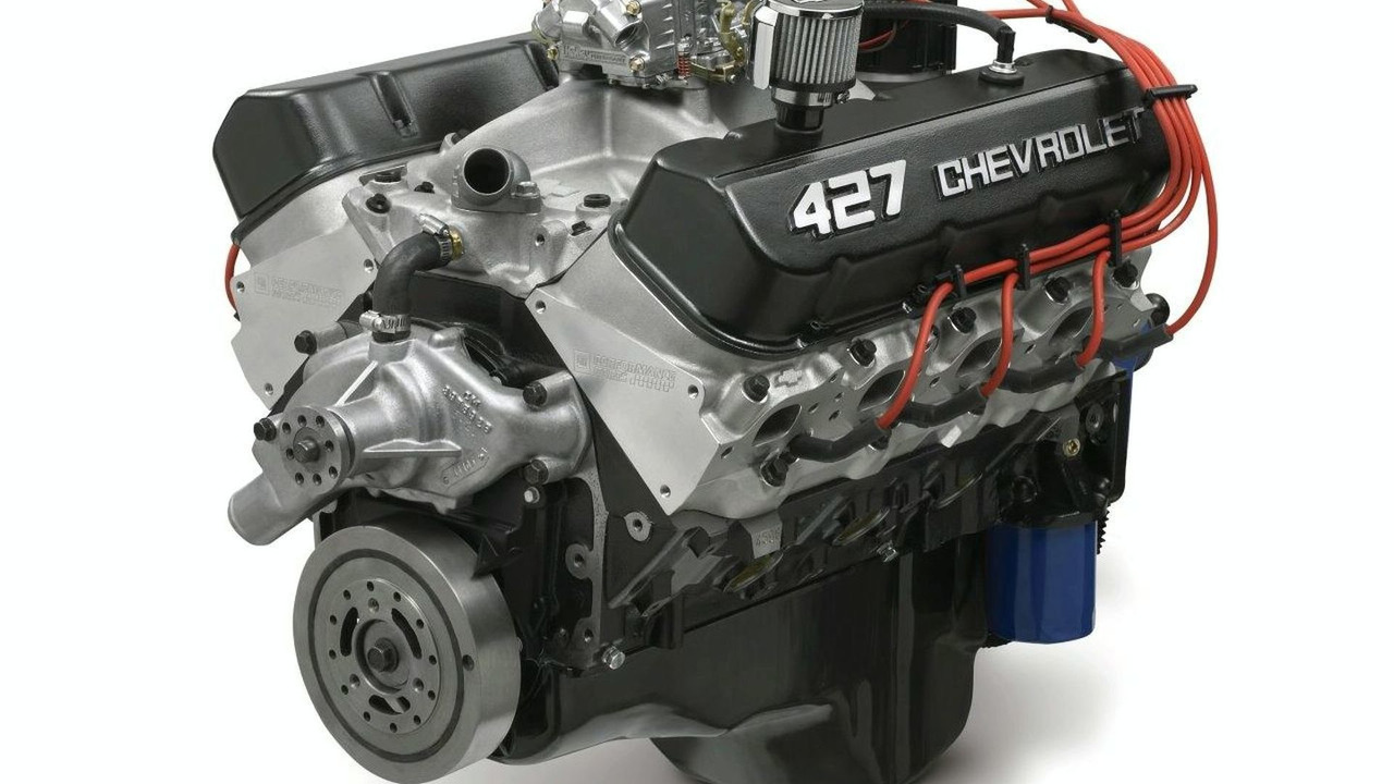 Project X 427 Anniversay engine