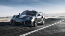Porsche 911 GT2 RS leaked official images