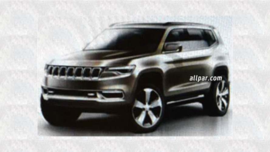 Is This The Jeep K8 Hybrid Concept?