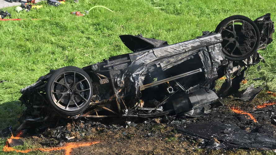 Rimac Says Supercar Flew Over 300 Yards During Hammond Crash