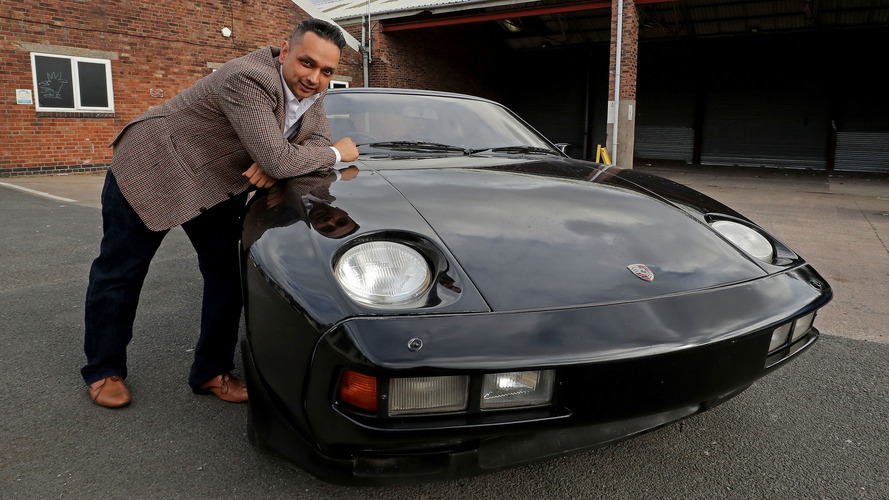 George Harrison's Porsche 928 is going to auction