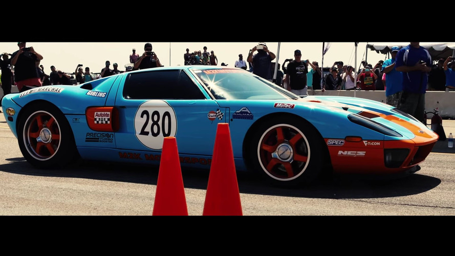 Ford GT Sets Standing Mile World Record At Nearly 294 Mph