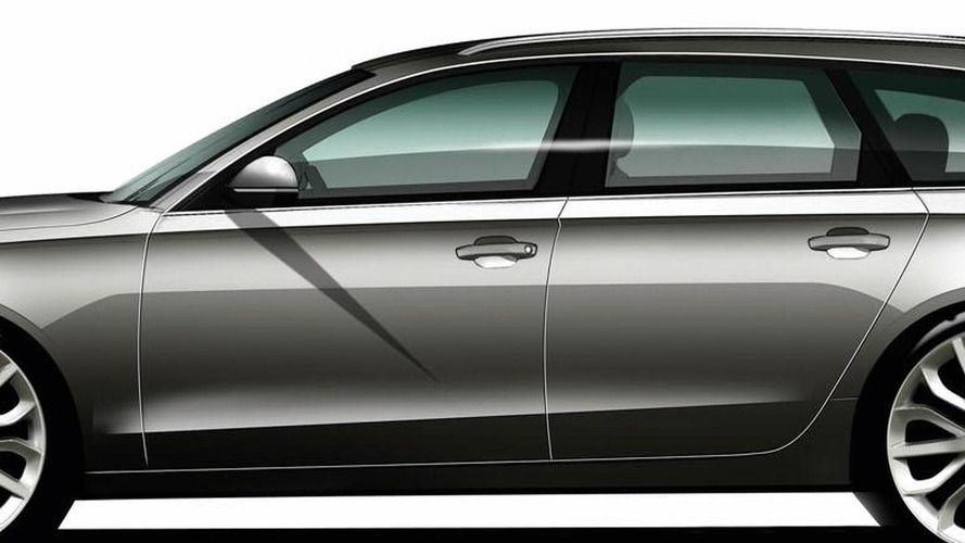 2012 Audi A6 Avant unveiled [videos]