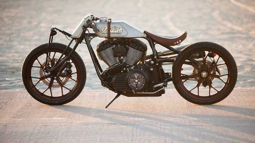 Bike of the Week: Roland Sands' Track Chief Racer