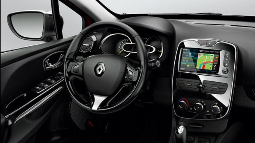 Renault R-Link, il tablet in automobile sbarca sulle