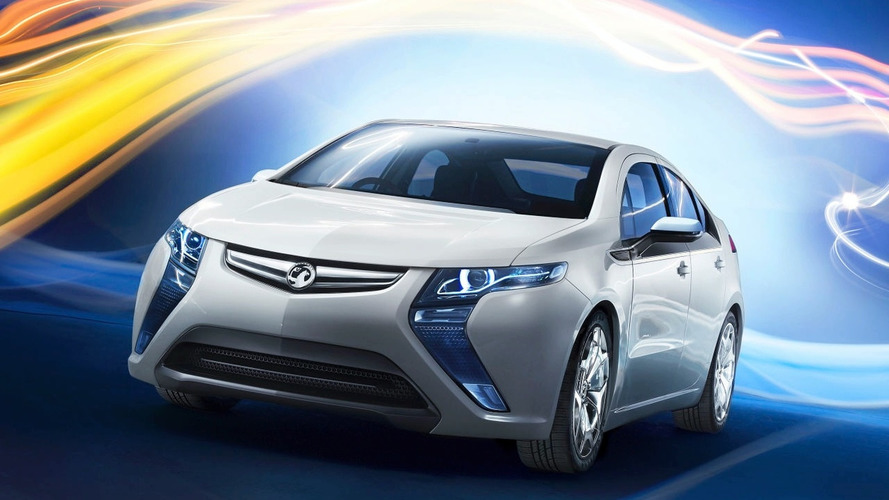 UK's Vauxhall Volt to cost $7000 less than US' Chevy Volt