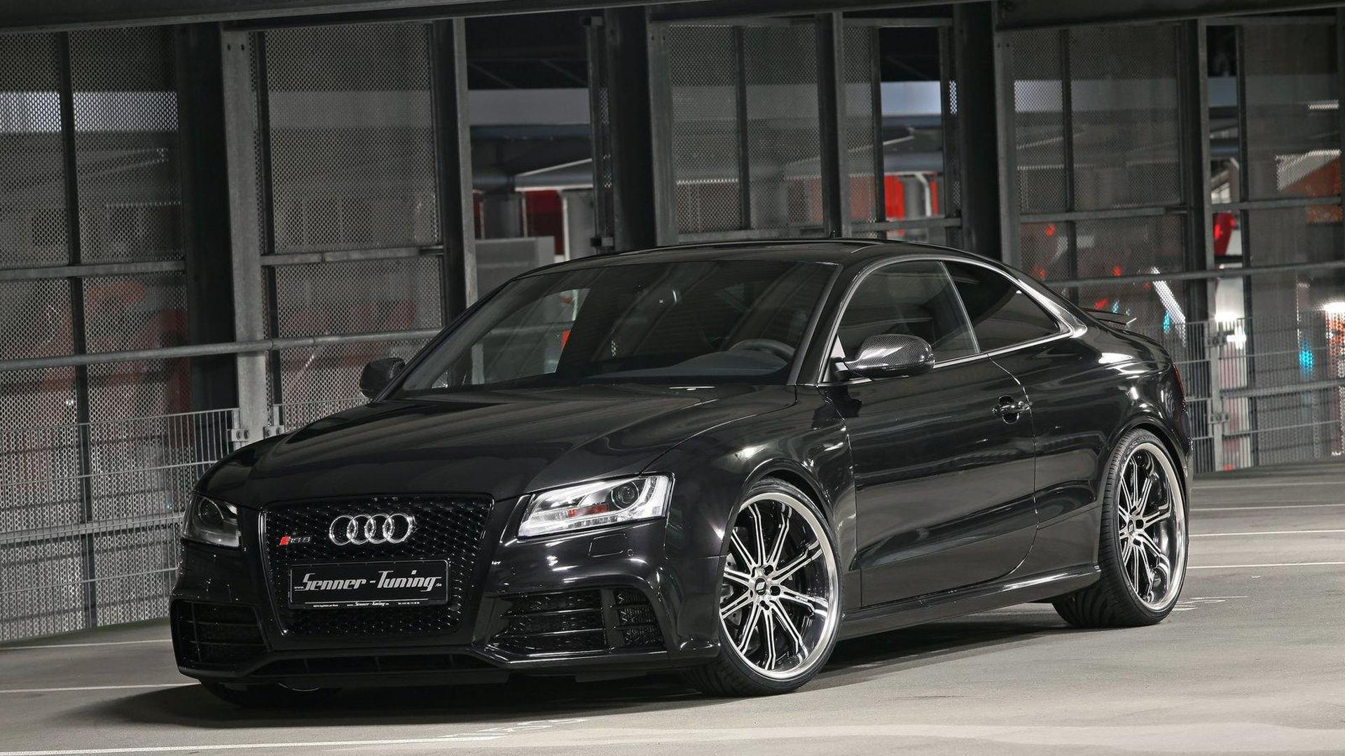 500 horsepower audi rs5 by senner tuning. Black Bedroom Furniture Sets. Home Design Ideas
