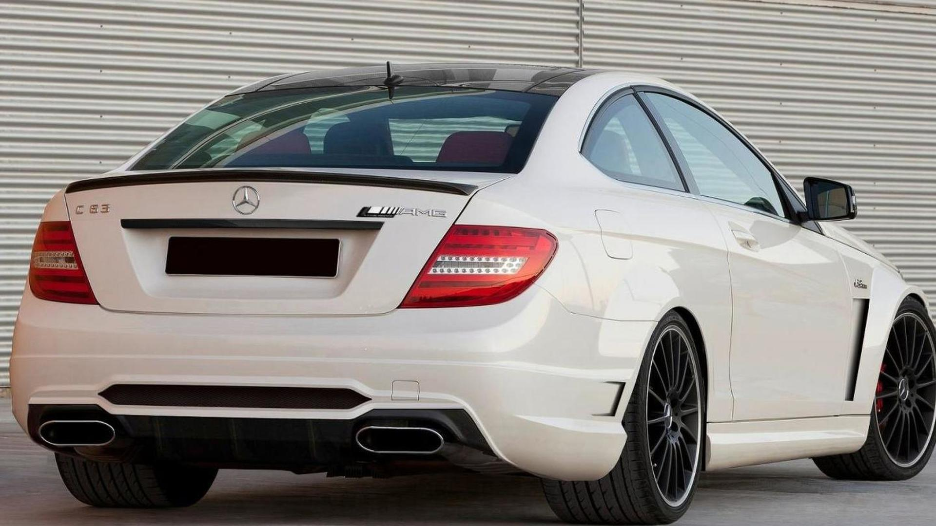 rumor next c63 amg black series coupe will stick with 63 liter v8 and have 507 hp