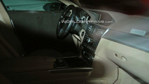 2011 Mercedes CLS interior spy photos 07.12.2009