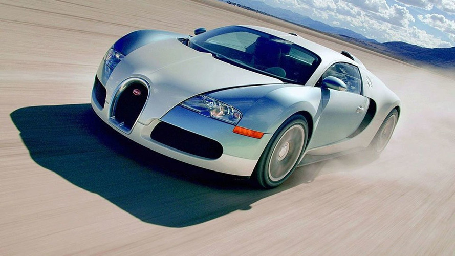 Bugatti Veyron Successor to Arrive by 2012