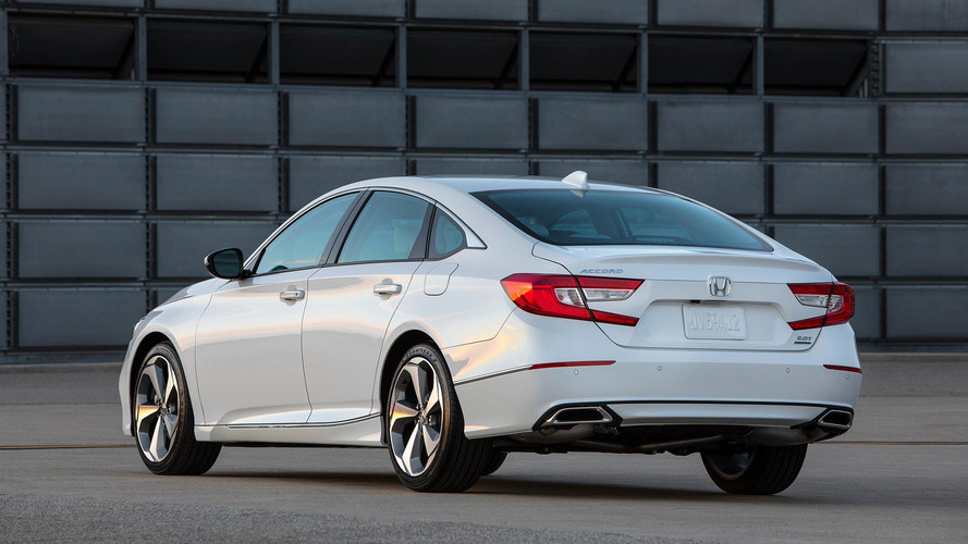 2018 Honda Accord Arrives With New 10-Sd Automatic, More Tech