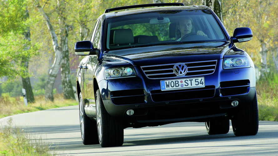 first generation vw touareg photo. Black Bedroom Furniture Sets. Home Design Ideas