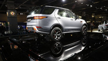 Land Rover Discovery SVX live in Frankfurt