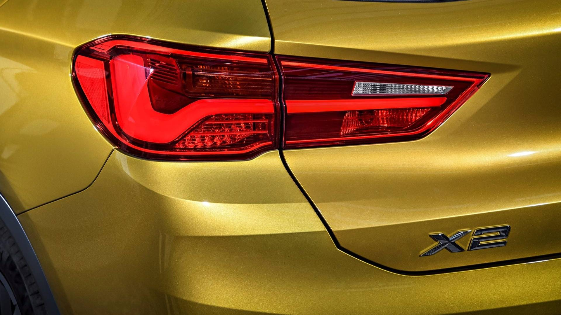 The First Ever BMW X2: powerful and agile