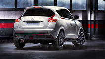 Nissan Juke Nismo production version first photos 13.06.2012