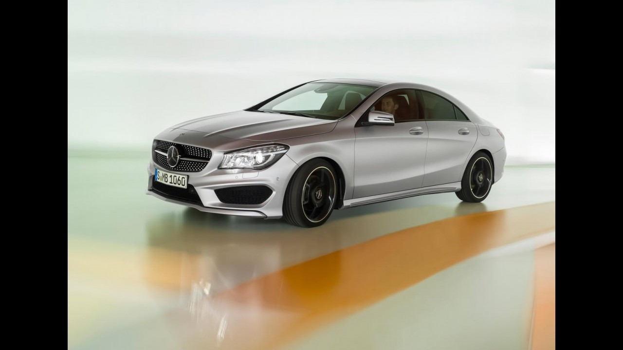 VÍDEO: Comercial do Mercedes-Benz CLA para o Super Bowl
