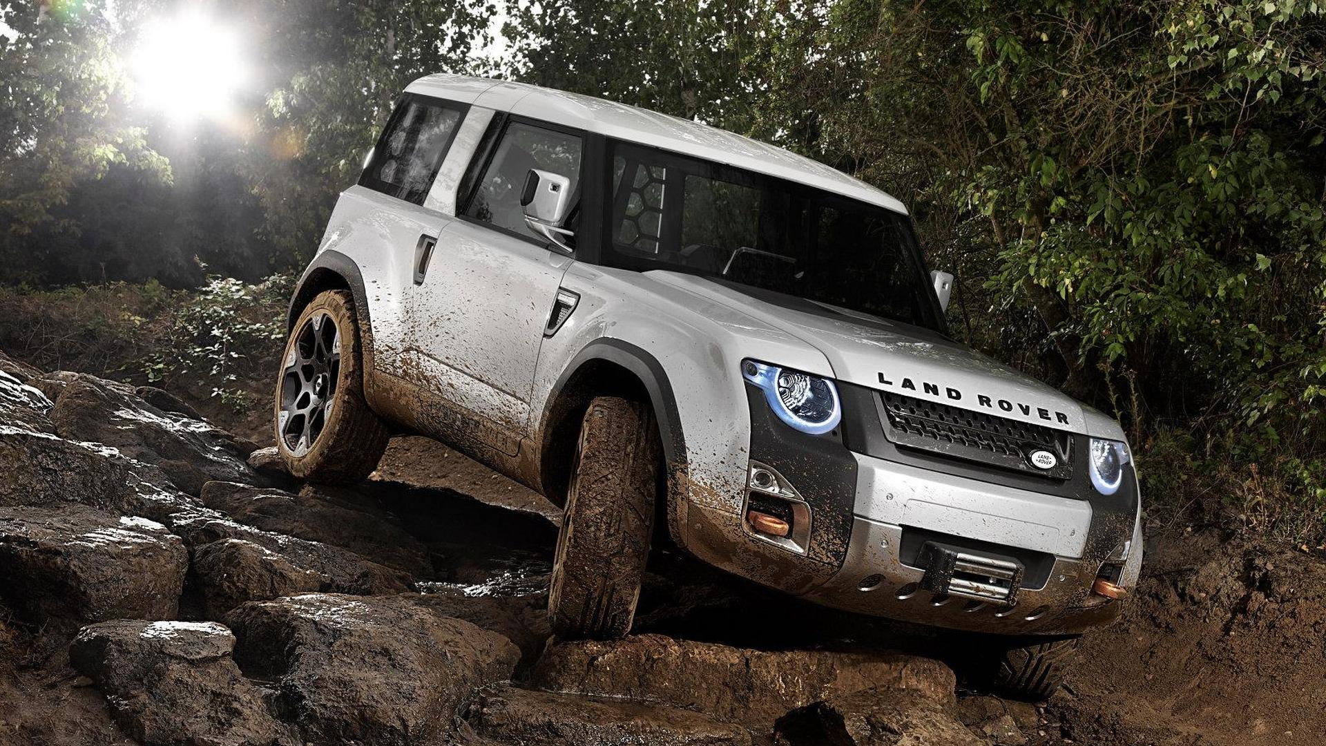 2011 land rover dc100 concept side 2 1280x960 wallpaper - Next Generation Land Rover Defender Reportedly Set For 2018 Launch Will Be Sold In Us Product 2015 03 10 10 28 47