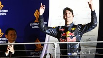 Ricciardo: Verstappen has helped me reach new level