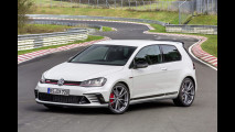 Volkswagen Golf GTI, sulla collina di Goodwood