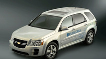 Chevrolet Equinox fuel cell vehicle