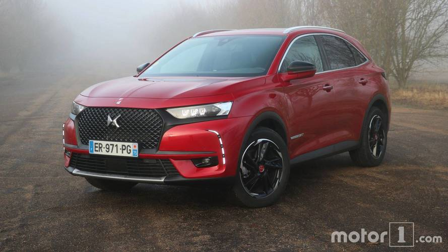 UK pricing for DS 7 Crossback announced