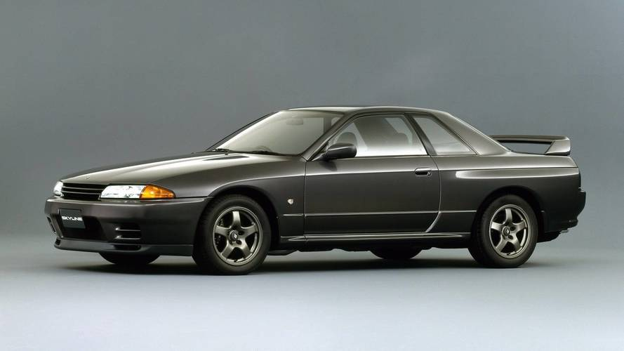 Nissan Will Start Selling New Parts For The R32 Skyline GT-R