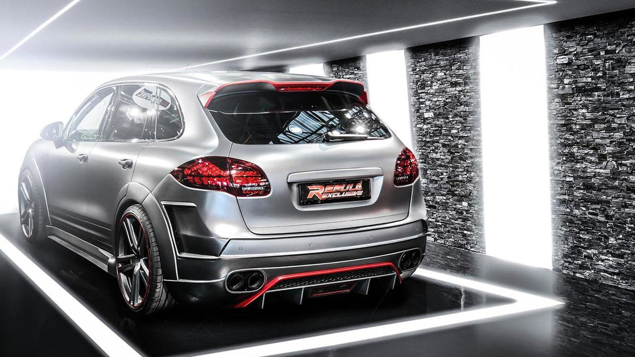Regula Exclusive by Porsche Cayenne