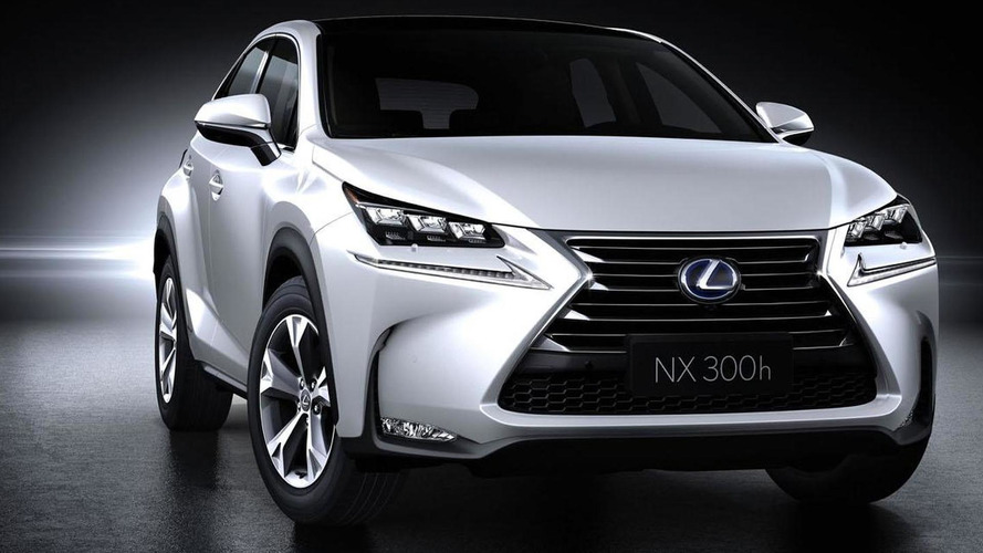 Lexus could build sub-NX crossover
