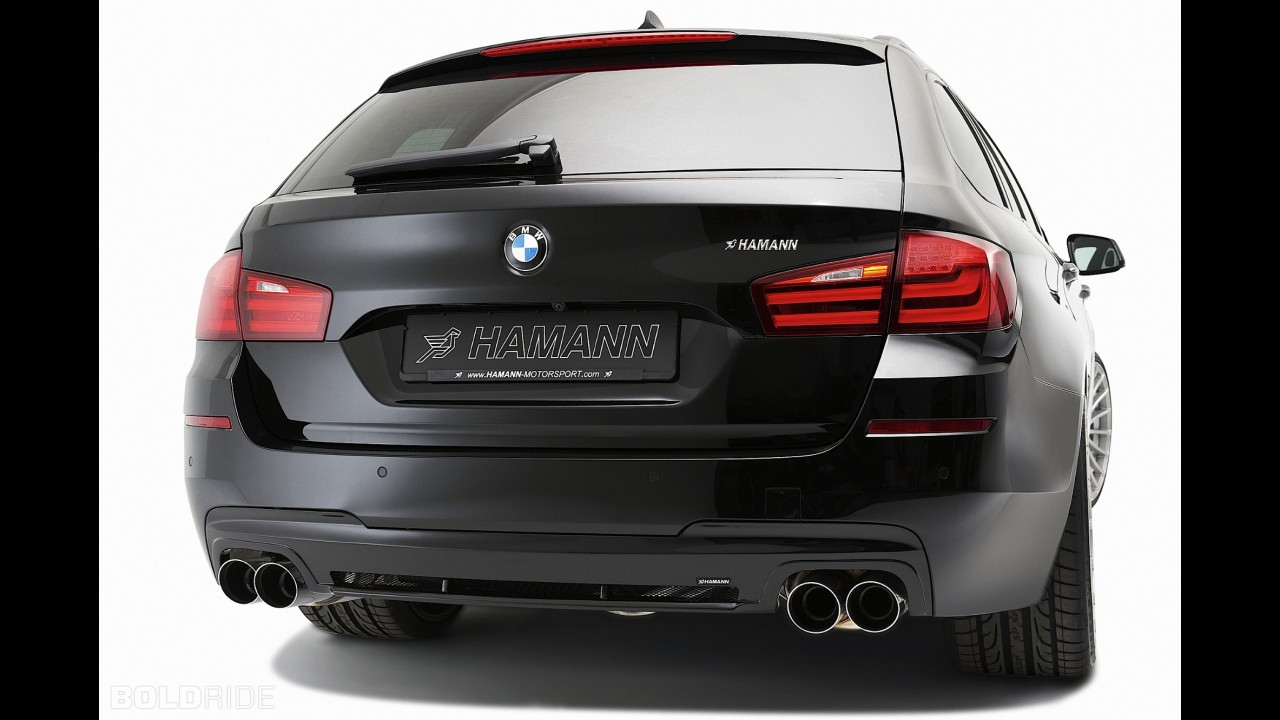 Hamann BMW 5 Series F11 Touring