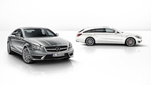 2014 Mercedes-Benz CLS 63 AMG and Shooting Brake