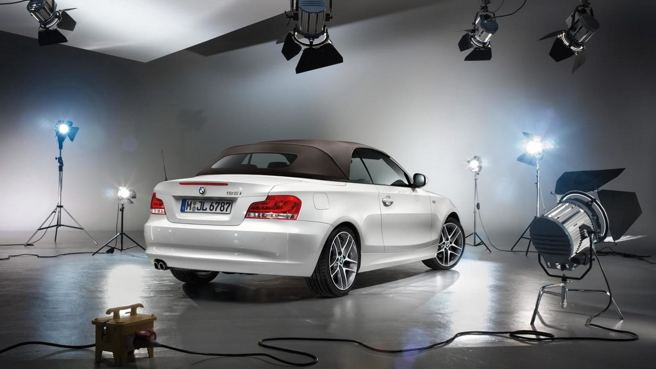 BMW 1-Series Coupe and Convertible Limited Edition Lifestyle