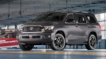 2018 Toyota Sequoia, Tundra TRD Sport models toughen up