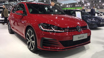 2017 VW Golf GTI facelift