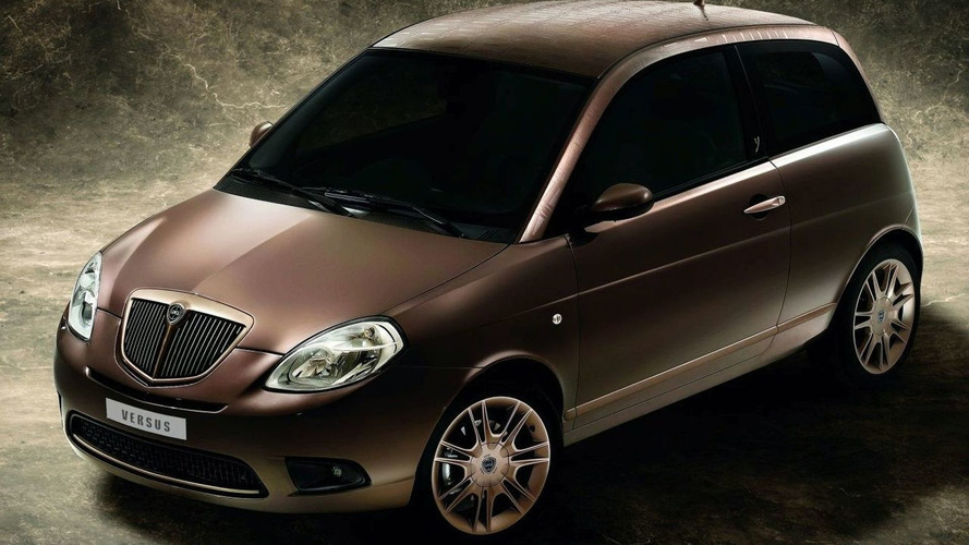 Speicial Edition Lancia Ypsilon Versus Headed for Paris