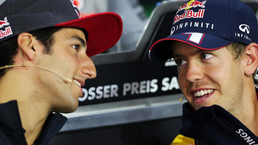 Ricciardo wants 'fair fight' with Vettel