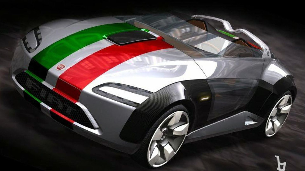 Bertone Concept for Fiat at Geneva