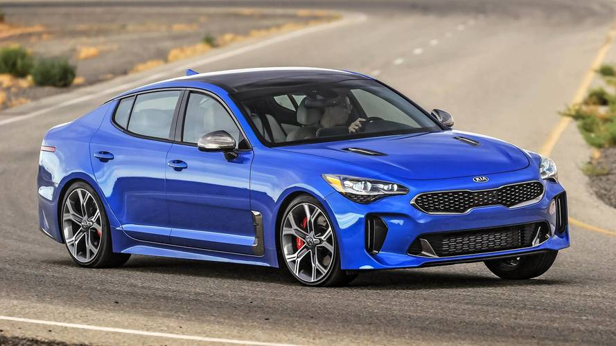 2018 Kia Stinger First Drive: A Seriously Satisfying Performance Bargain