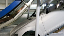 Mercedes Technology: Virtually painted