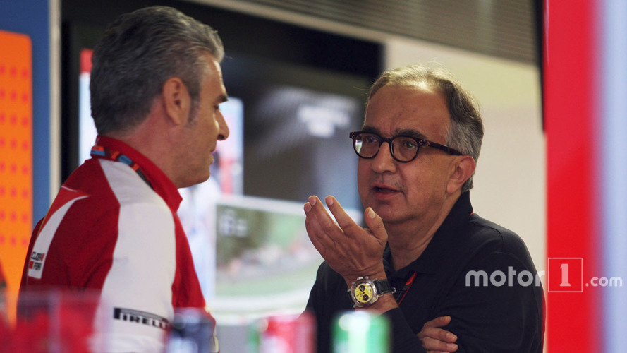 Marchionne holds Maranello talks amid Ferrari's struggles