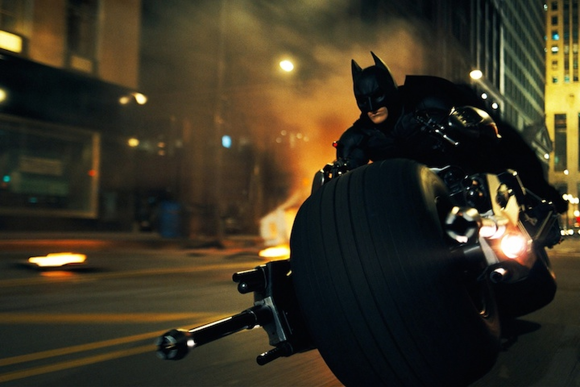 History of the Batcycle: Two-Wheeled Justice from DC