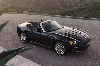 Here's What a Fiat 124 Spider Abarth Could Look Like