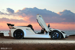 Wheels Wallpapers: 2012 Tushek Renovatio T500