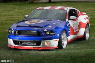All-American Shelby Mustang Supersnake Hitting the Auction Block