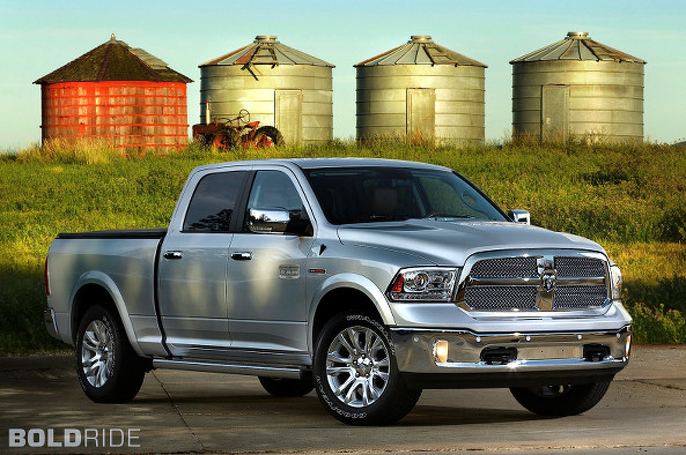 Initial Run of Ram 1500 EcoDiesel Sells Out in Just 3 Days