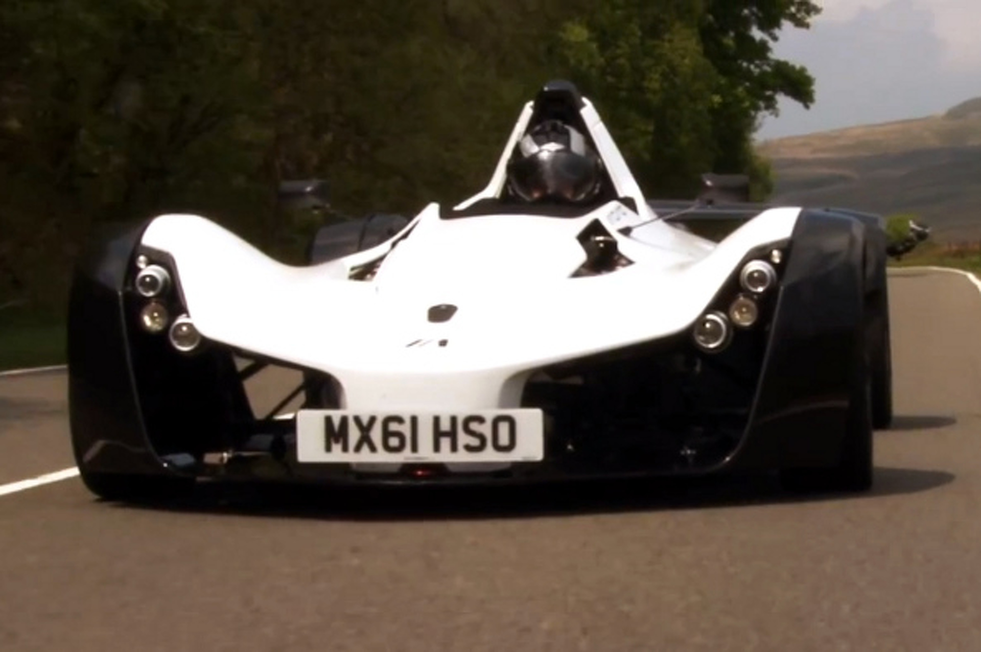 Video: XCAR First to Review BAC Mono