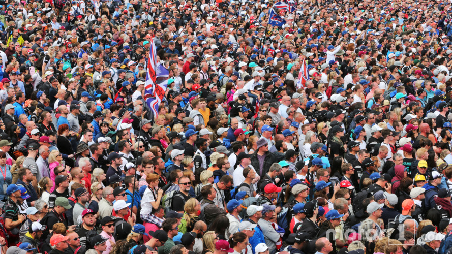 British GP named F1's biggest-growing race