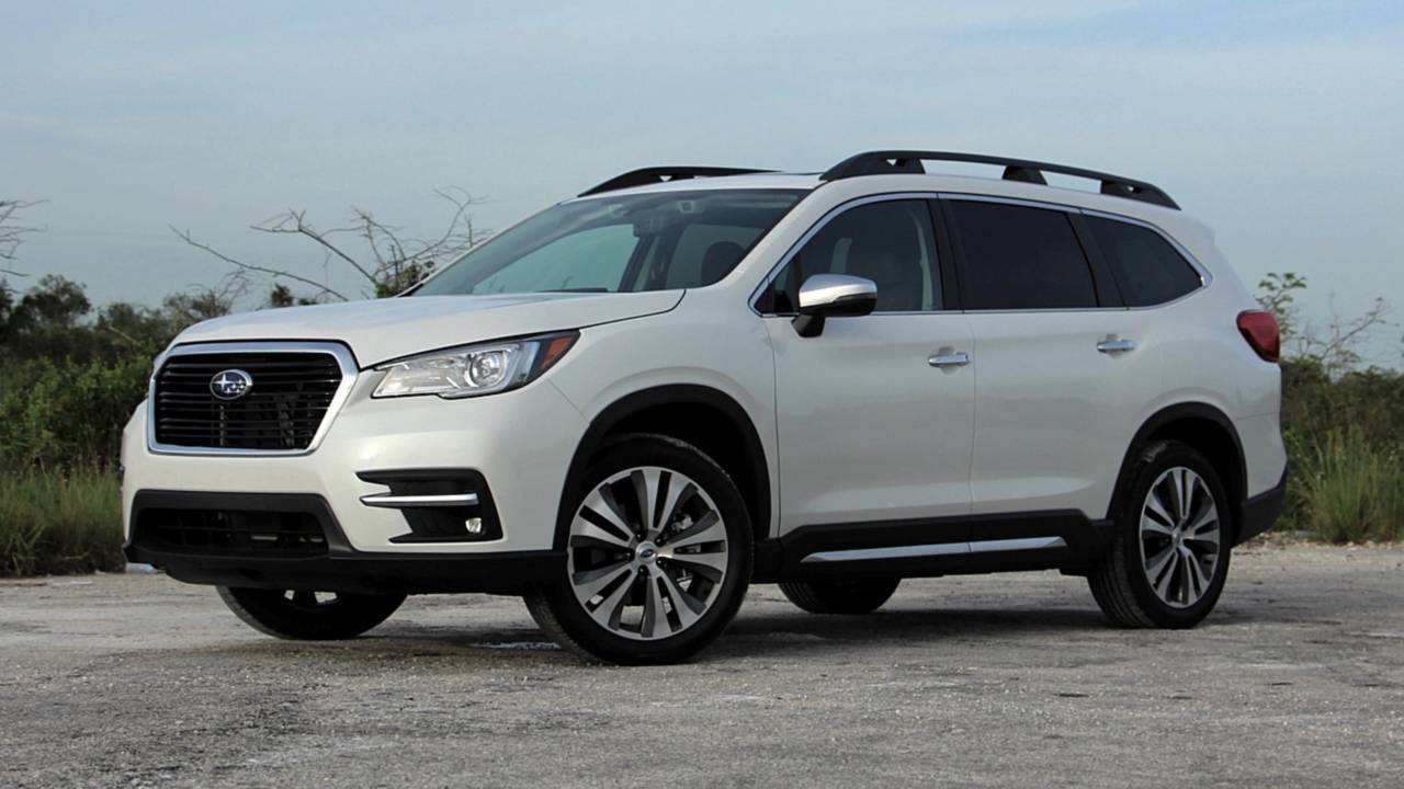 2019 subaru ascent review  reaching new heights